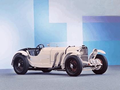 1928 Mercedes-Benz 710 SSK ( W06 ) 4