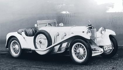 1928 Mercedes-Benz 710 SSK ( W06 ) 6