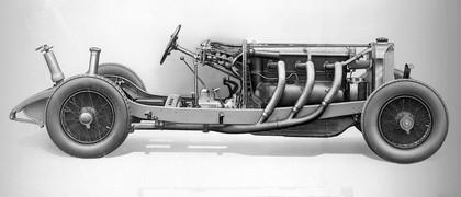 1928 Mercedes-Benz 710 SSK ( W06 ) 8