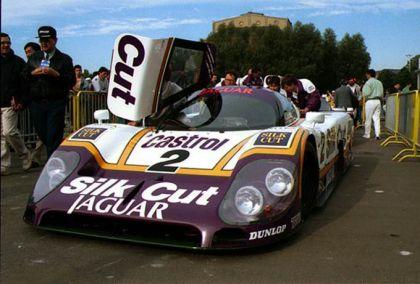 1988 Jaguar XJR9 2