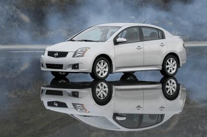 2009 Nissan Sentra SR 4