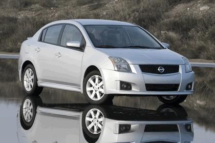 2009 Nissan Sentra SR 9