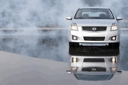 2009 Nissan Sentra SR 12