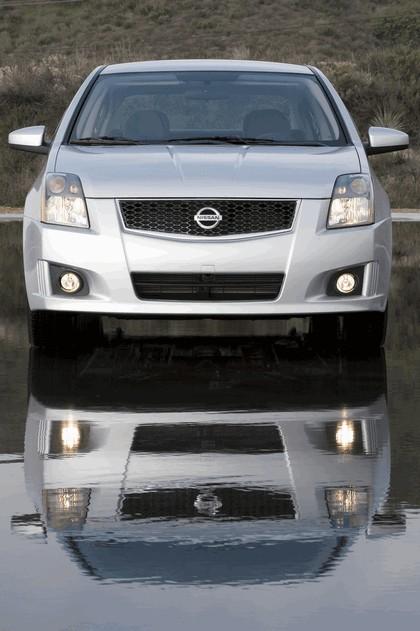 2009 Nissan Sentra SR 13