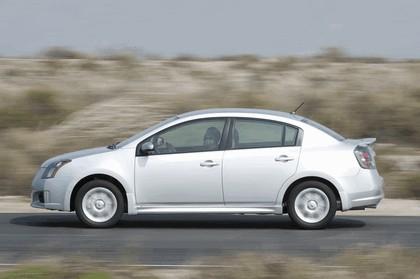 2009 Nissan Sentra SR 16