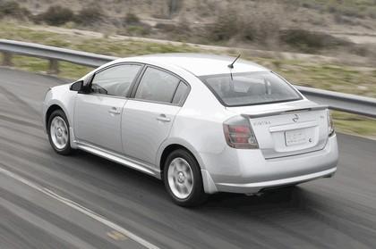 2009 Nissan Sentra SR 17