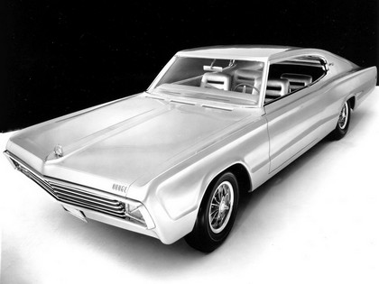1965 Dodge Charger II concept 1