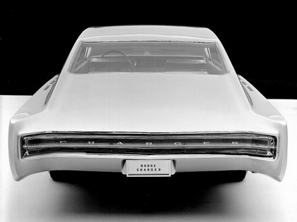 1965 Dodge Charger II concept 3