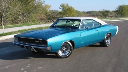 1968 Dodge Charger 9
