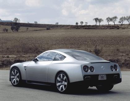 2002 Nissan GT-R concept 3