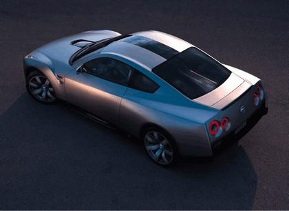 2002 Nissan GT-R concept 4