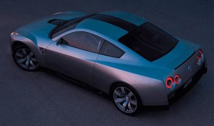 2002 Nissan GT-R concept 5