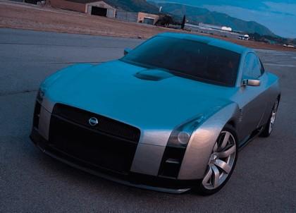 2002 Nissan GT-R concept 6