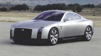 2002 Nissan GT-R concept 8