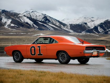 1969 Dodge Charger ( Dukes of Hazzard - General Lee ) 2