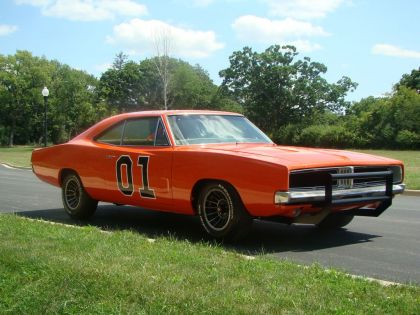 1969 Dodge Charger ( Dukes of Hazzard - General Lee ) 4