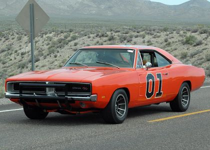 1969 Dodge Charger ( Dukes of Hazzard - General Lee ) 7