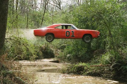 1969 Dodge Charger ( Dukes of Hazzard - General Lee ) 10
