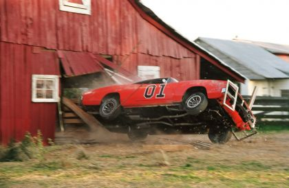 1969 Dodge Charger ( Dukes of Hazzard - General Lee ) 12