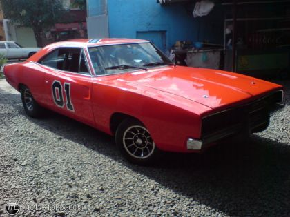 1969 Dodge Charger ( Dukes of Hazzard - General Lee ) 15
