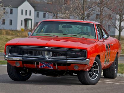 1969 Dodge Charger ( Dukes of Hazzard - General Lee ) 16
