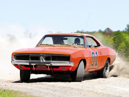 1969 Dodge Charger ( Dukes of Hazzard - General Lee ) 17