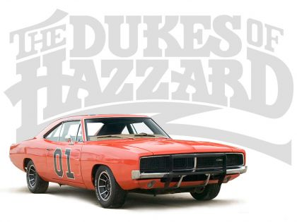 1969 Dodge Charger ( Dukes of Hazzard - General Lee ) 18