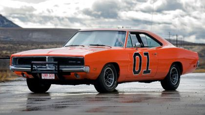 1969 Dodge Charger ( Dukes of Hazzard - General Lee ) 5
