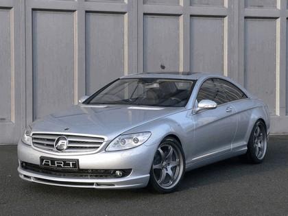 2008 Mercedes-Benz CL-klasse by ART 1