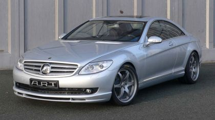 2008 Mercedes-Benz CL-klasse by ART 6