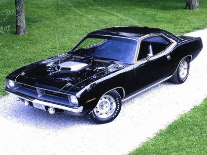 1970 Plymouth Cuda 3