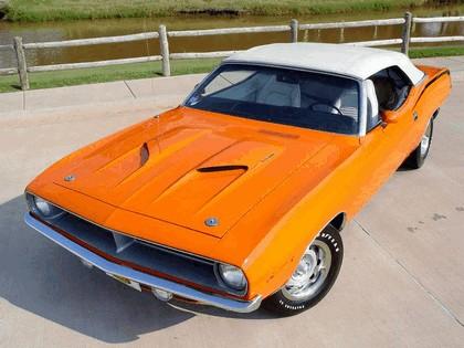 1970 Plymouth Cuda 4