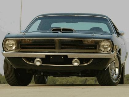 1970 Plymouth Cuda 12