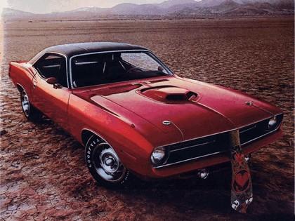 1970 Plymouth Cuda 13