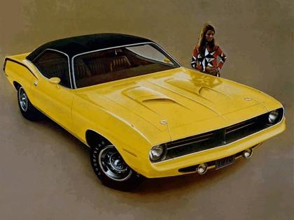1970 Plymouth Cuda 14