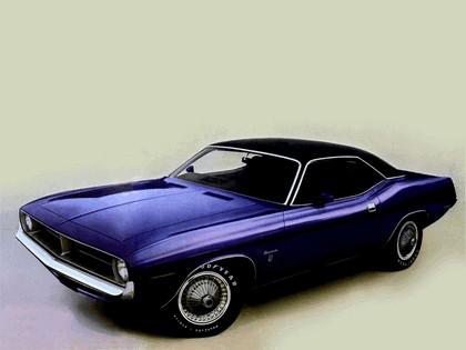1970 Plymouth Cuda 16
