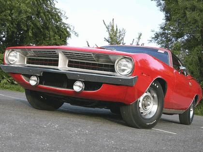 1970 Plymouth Cuda 18