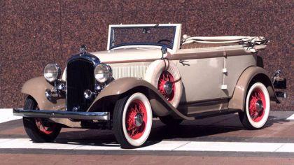 1932 Plymouth PB Phaeton 4