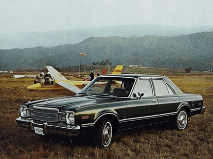 1978 Plymouth Volare sedan 1