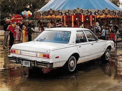 1978 Plymouth Volare sedan 3
