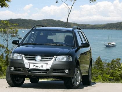2006 Volkswagen Parati - track & field 3