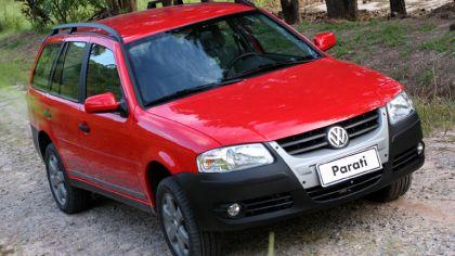2006 Volkswagen Parati - track & field 1