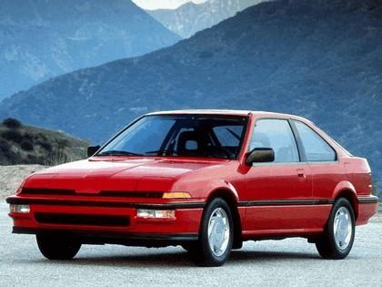1986 Acura Integra 3-door 1