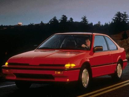 1986 Acura Integra 3-door 2