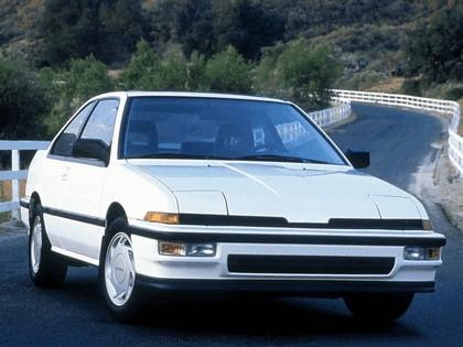 1986 Acura Integra 3-door 3