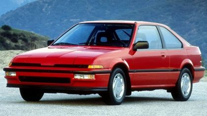 1986 Acura Integra 3-door 9