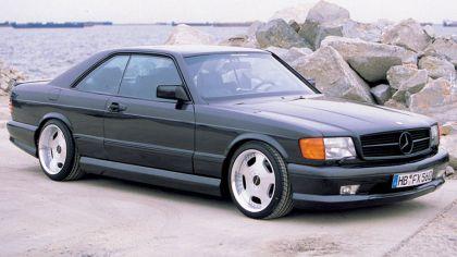 1985 Mercedes-Benz S-klasse coupé ( C126 ) by Wald 1