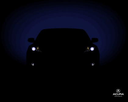 2009 Acura Crossover - teasers 3