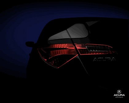 2009 Acura Crossover - teasers 5