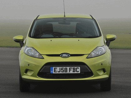 2008 Ford Fiesta ECOnetic 4